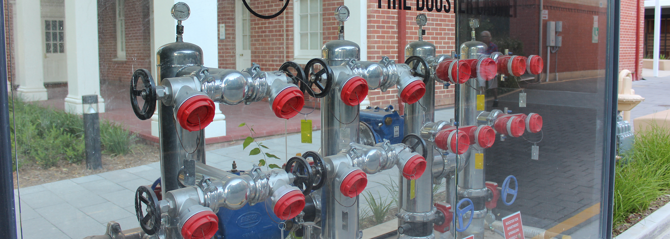 Fire Hydrants, Fire Hose Reels, Pumps & Tanks